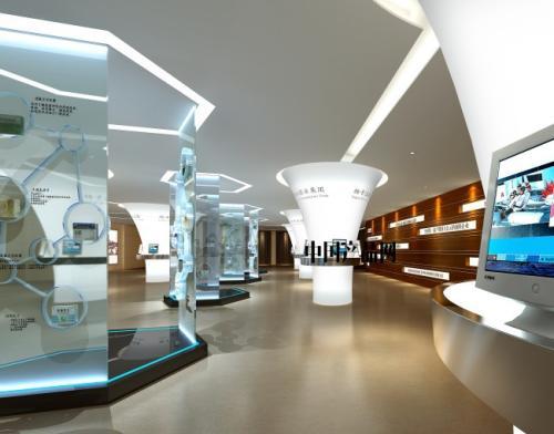怎样设计多媒体互动展览展厅