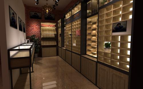 你知道展示架和展柜的区别有哪些吗?
